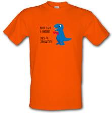 You'll Get Jurasskicked t shirt