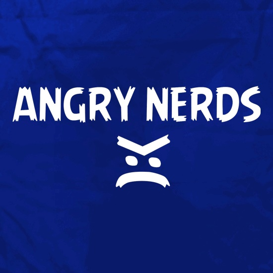 Angry Nerds t shirt