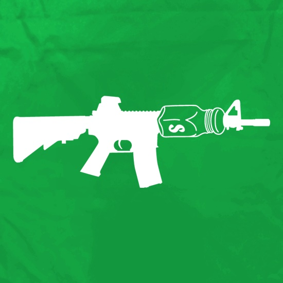 A Salt Rifle t shirt