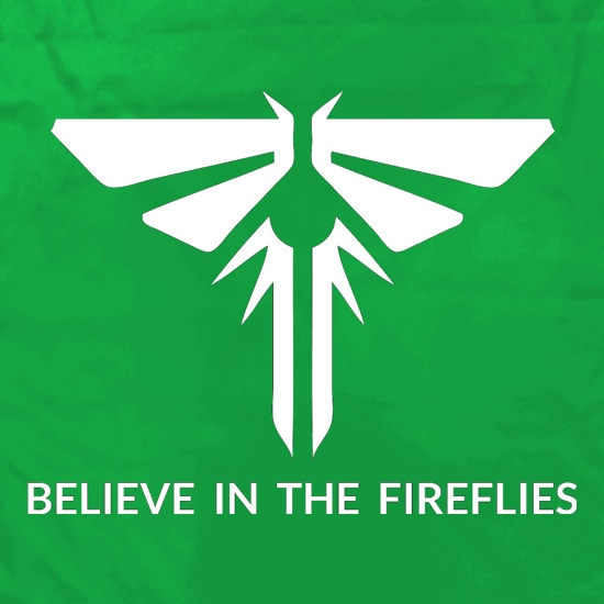 Believe In The Fireflies t shirt