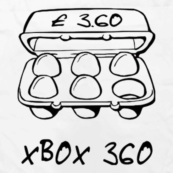Egg Box t shirt