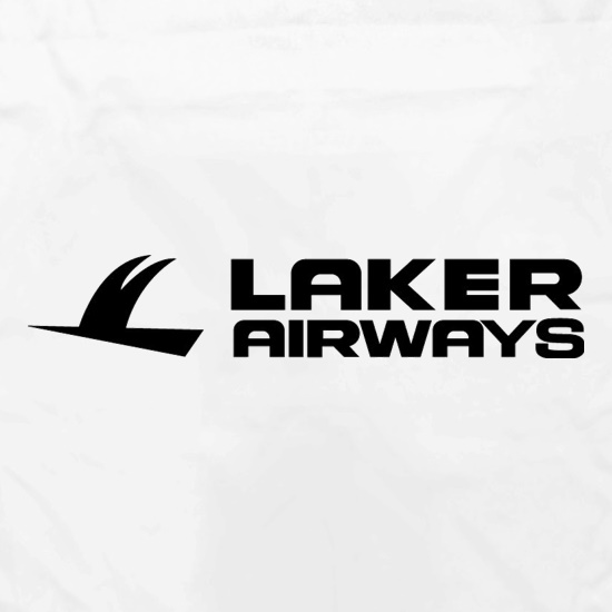 Laker Airways t shirt
