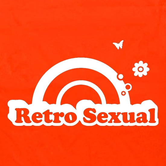 Retro Sexual t shirt