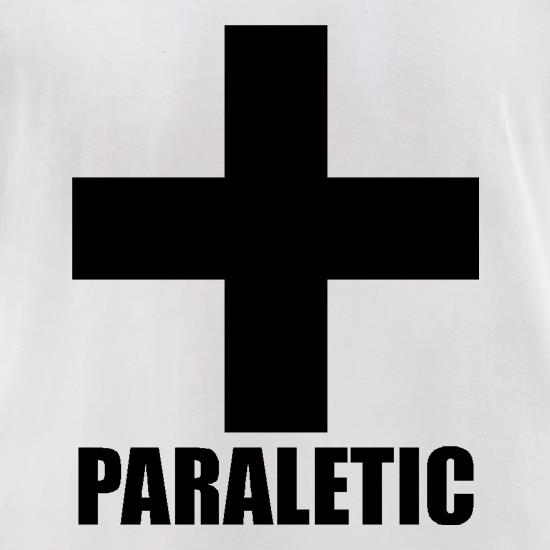 Paraletic t shirt