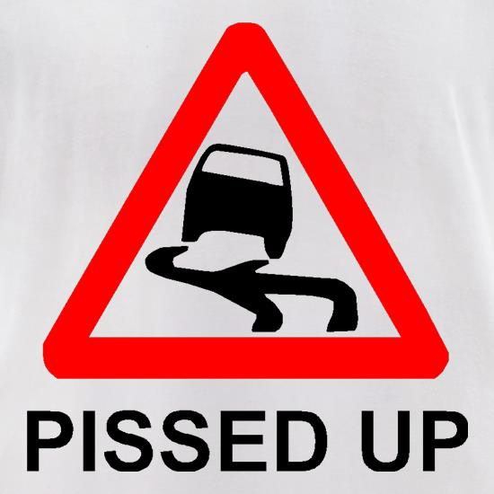 Pissed Up t shirt