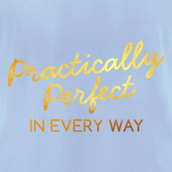Practically Perfect In Every Way t shirt