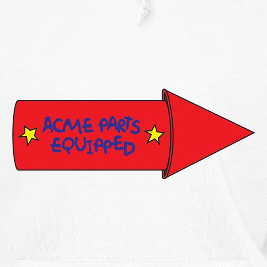 Acme Parts Equipped t shirt