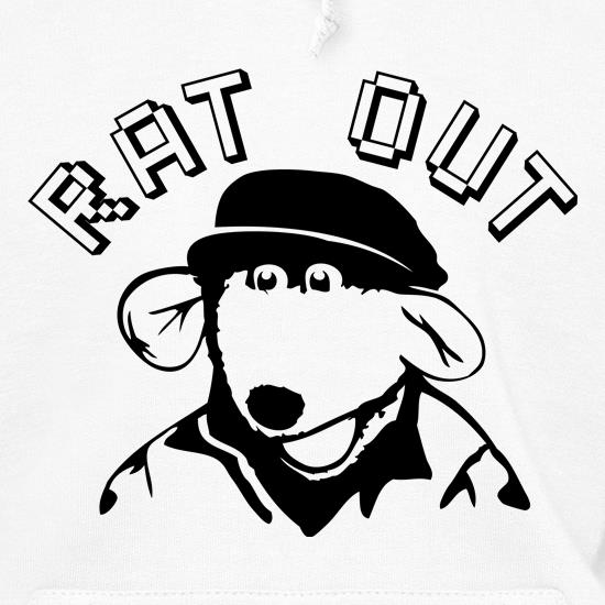 rat out hoodie by chargrilled