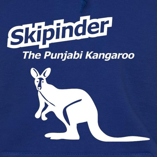 Skipinder The Punjabi Kangaroo t shirt