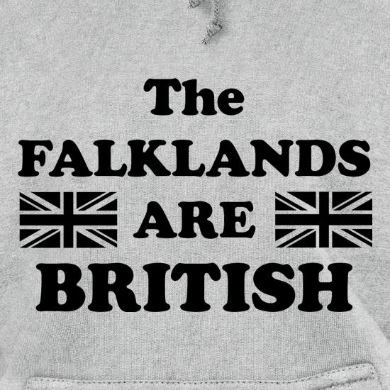 the falklands are british t shirt