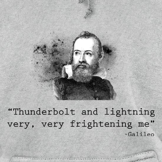 Thunderbolt & Lightening t shirt