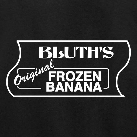 Bluth's Original Frozen Banana t shirt