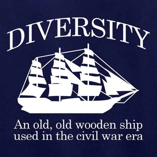 Diversity An Old Old Wooden Ship Used In The Civil War Era Jumper