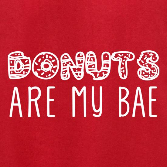Donuts Are My Bae t shirt