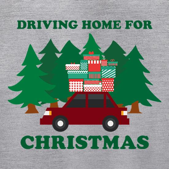 Driving Home For Christmas.Driving Home For Christmas Jumper By Chargrilled