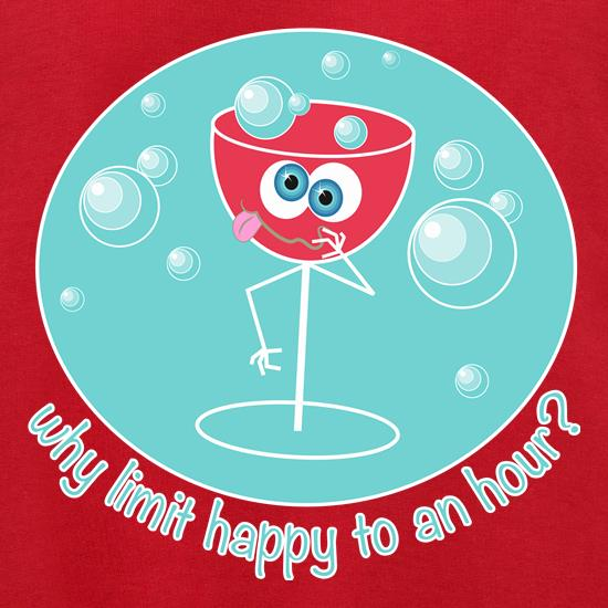 Happy Hour t shirt