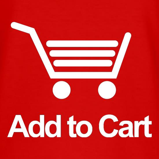 Add To Cart t shirt