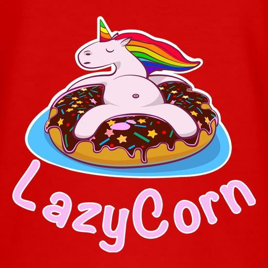 LazyCorn t shirt