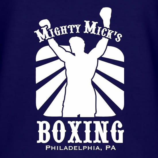 Mighty Micks Boxing t shirt