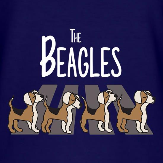 The Beagles t shirt