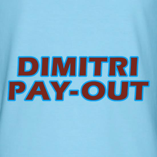 Dimitri Pay-Out t shirt