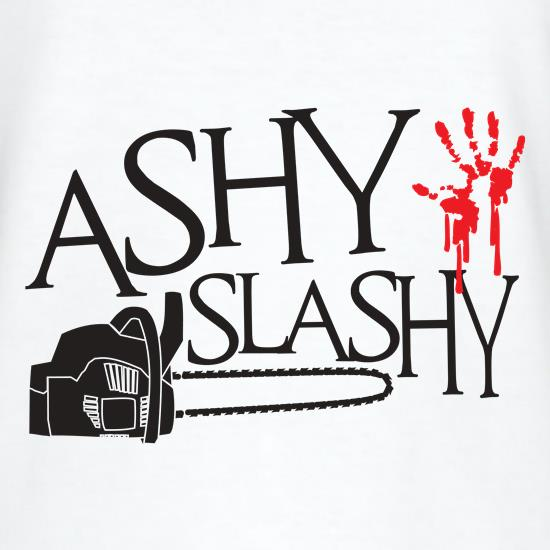 Ashy Slashy t shirt