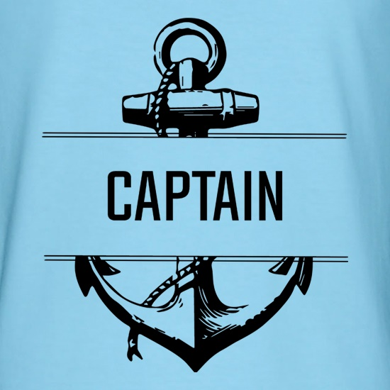 Captain t shirt