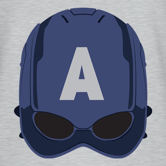 Captain America t shirt