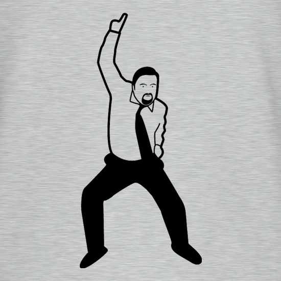David Brent Dance t shirt