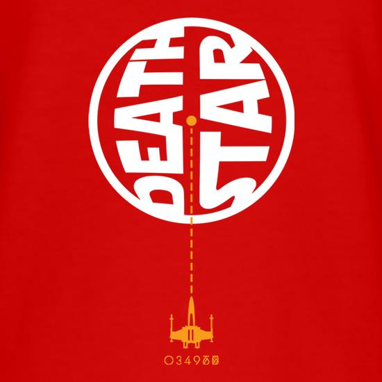Death Star t shirt