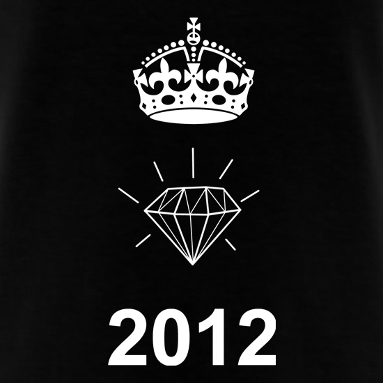 Diamond Jubilee t shirt