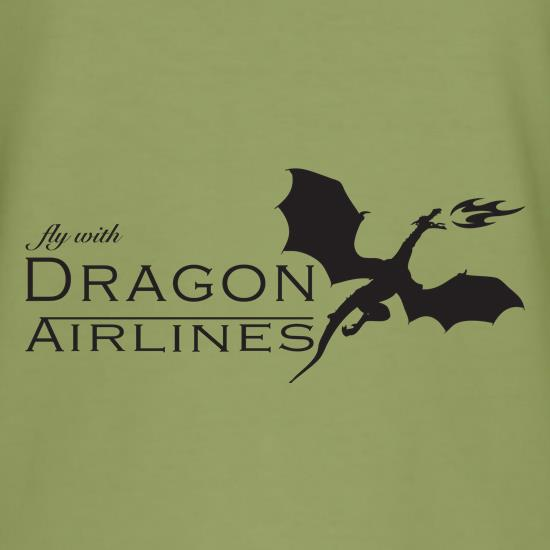 Dragon Airlines t shirt