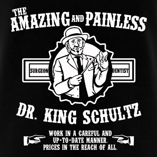 Dr. Shultz Amazing And Painless t shirt