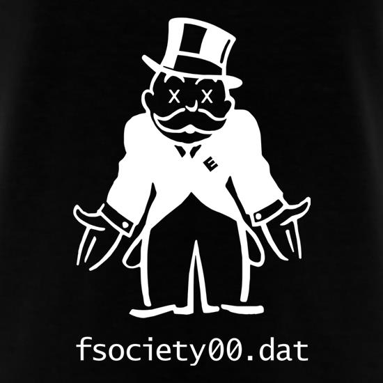 fsociety00.dat t shirt