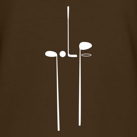 Golf In Clubs t shirt