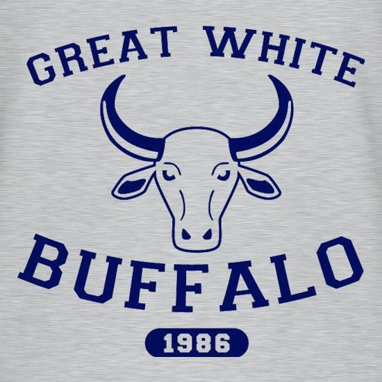 tub time machine great white buffalo