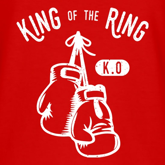 King Of The Ring t shirt