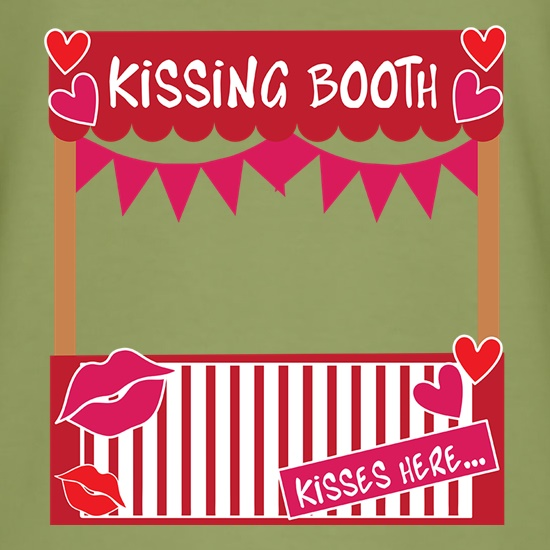 Kissing Booth t shirt