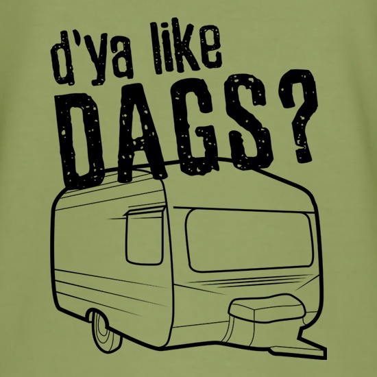 Like Dags? t shirt