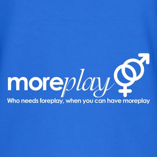 moreplay t shirt
