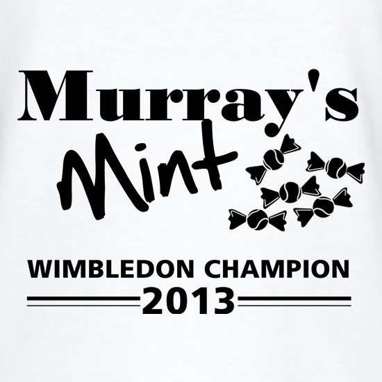 Murray's Mint! t shirt