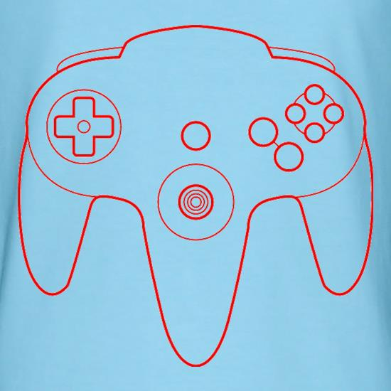 N64 Joypad t shirt