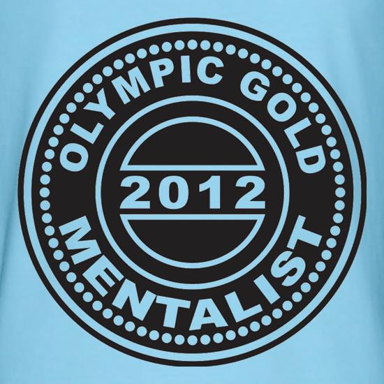 Olympic Gold Mentalist t shirt