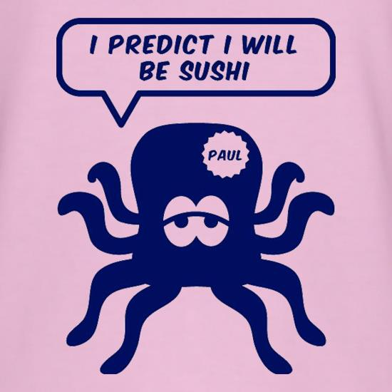 Paul The Octopus t shirt