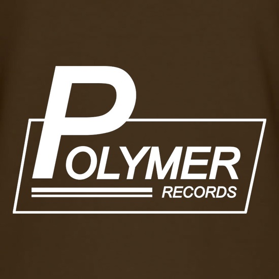 Polymer Records t shirt