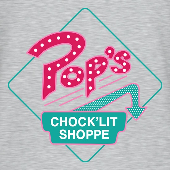 Pop's Chock'Lit Shoppe t shirt
