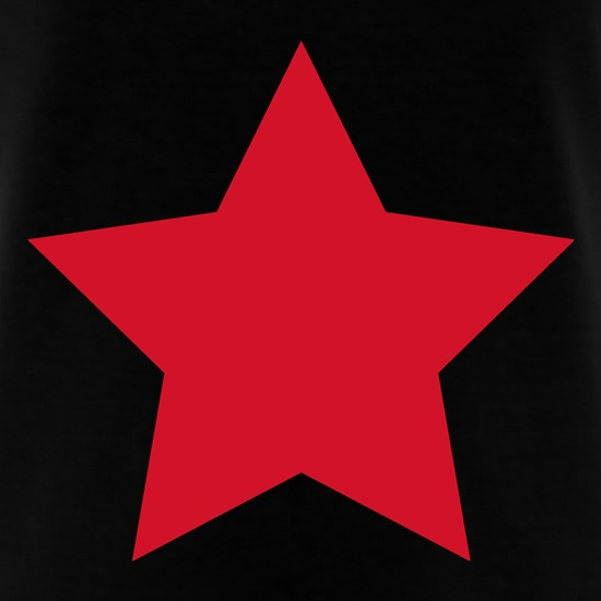 Red Star t shirt