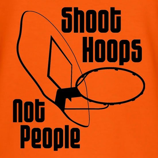 Afbeeldingsresultaat voor shoot hoops not people