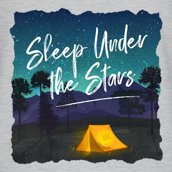 Sleep Under The Stars t shirt