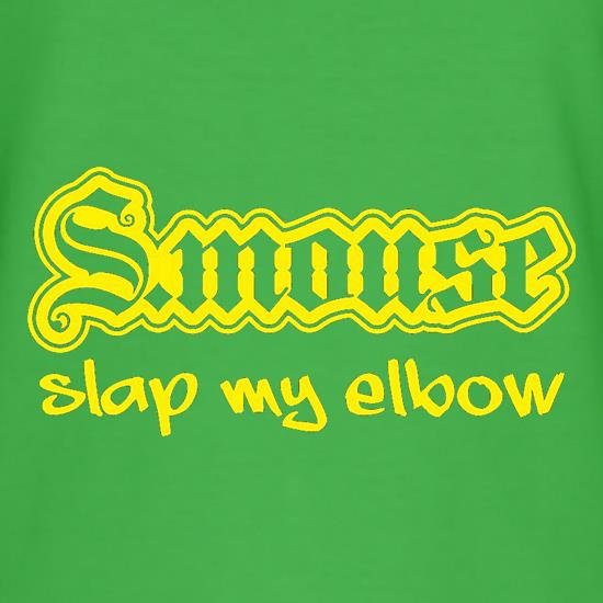 S.mouse Slap My Elbow t shirt